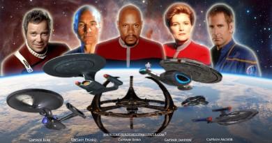 Star Trek Soundtrack Kronolojisi