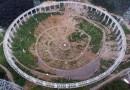 En Büyük Radyo Teleskop Çin'de İnşa ediliyor