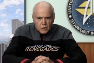 Bay Chekov (Walter Koenig) filmde amiral rütbesiyle karşımızda.